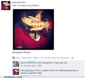 Stop SOAP