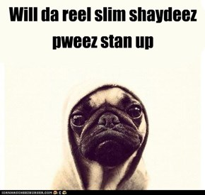 Will da reel slim shaydeez