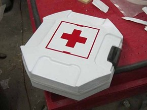 Halo First Aid Kit IRL of the Day
