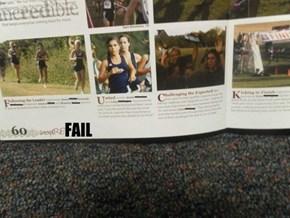 Yearbook Letterhead FAIL