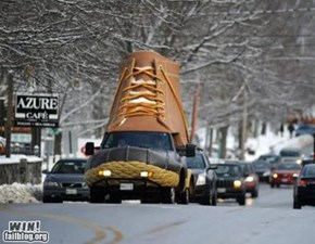 Shoe Car WIN