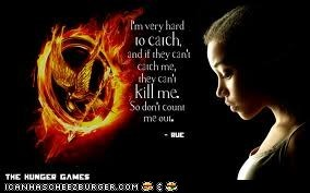 in case you haven't noticed...I LOVE THE HUNGER GAMES