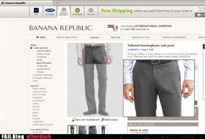 Banana Republic Mascot