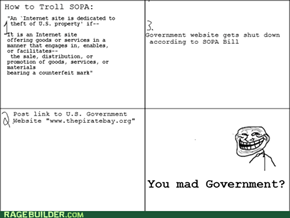 I Accidentally the Whole Government