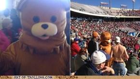 Pedobear: Penn State's #1 Fan