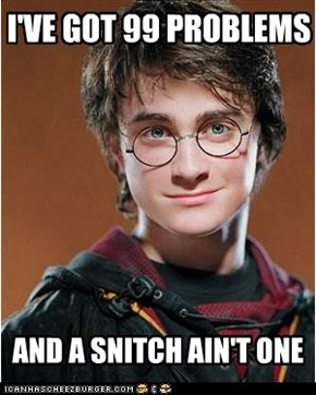 Well Played, Harry.