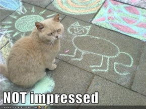 NOT impressed