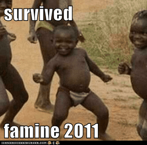 survived  famine 2011