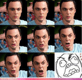 Rage Face IRL