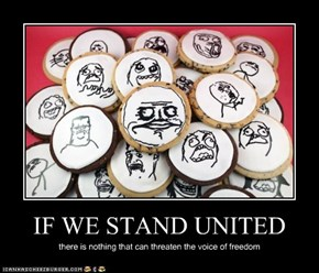 IF WE STAND UNITED