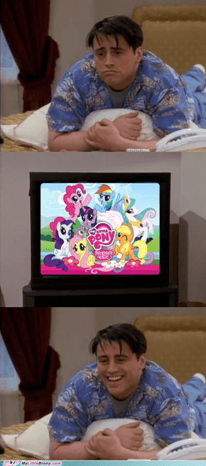 Ponies Make Everything Better