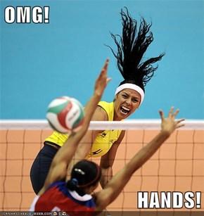 OMG!  HANDS!