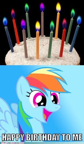 20% cooler birthday candles