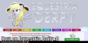 Now on Equestria Daily :D