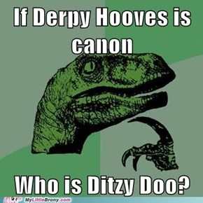 Who is Ditzy Doo?