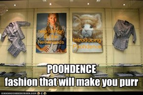 Poohdence goes Dutch