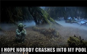 Such a Nice Day on Dagobah