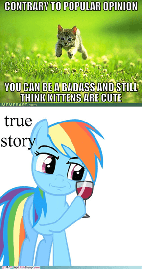 Or ponies in most cases