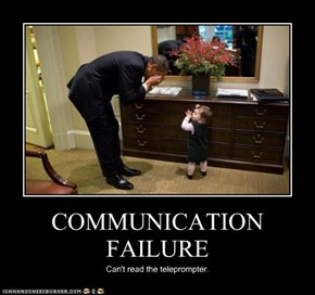 COMMUNICATION FAILURE