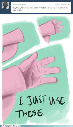 Pony Hands