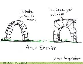 SMP CLASSIC: Arch Enemies