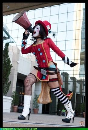 Mad About Moxxi