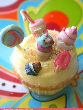 Epicute: Candy Cupcake