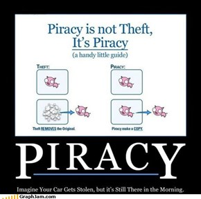 Unless You're the 'Arrrrrr' Type of Pirate