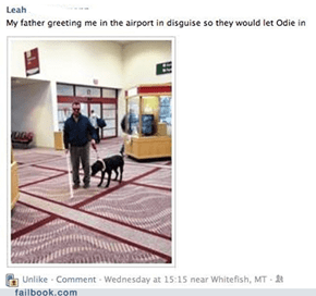 Nice Move, Dad!