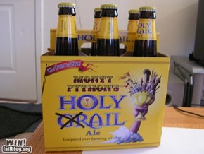 WIN!: Holy Ale WIN