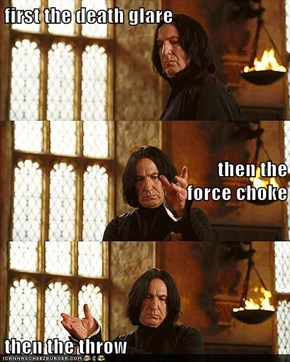 The Snape Special