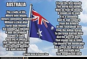 Australia Day, January 26, 2012
