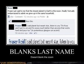 BLANKS LAST NAME