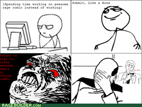 Rage Comic Limbo