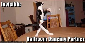 Invisible  Ballroom Dancing Partner