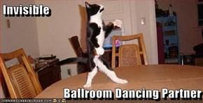 Invisible  Ballroom Dancing Partner