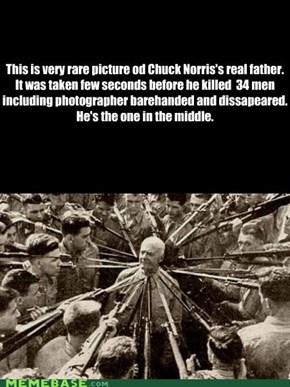 Chuck Norris' Heritage