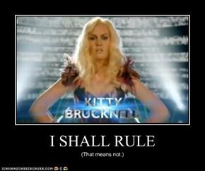 I SHALL RULE