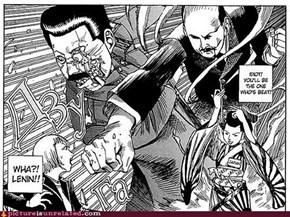 Soviet Manga