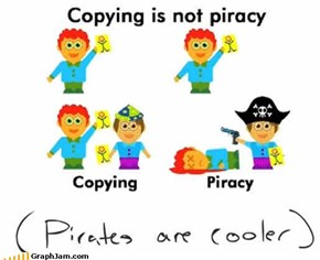 REAL Piracy Is Way More Awsome