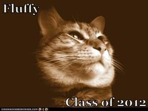 Fluffy  Class of 2012