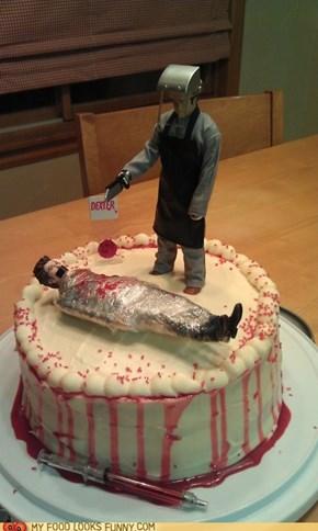 Bloody Good Cake