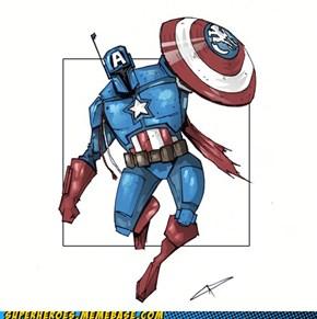 Captain Boba America Fett