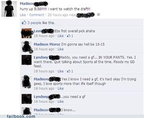 Maddy needs a Girlfriend