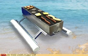 Grilling on the Water