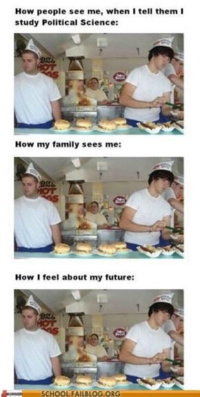 Burgers, Burgers As Far As The Eye Can See