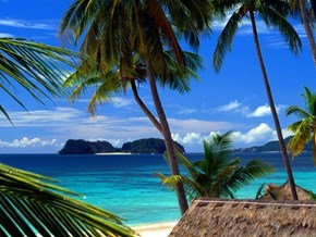 Wallpaper of the Day: Pangulasian Island From El Nido, Palawan, Philippines