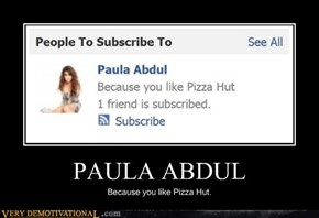 Paula Loves Her Pizza