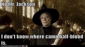 No Mr. Jackson