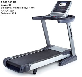 Fail:  How Fat People View a Treadmill